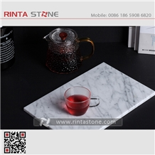 Stone Marble Cup Base Pot Holder Mat