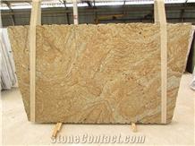 Golden River Granite Slabs Own Quarry