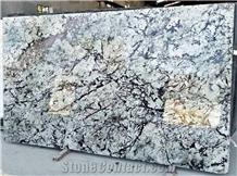 Wolkes White Granite Translucent 2 and 3cm