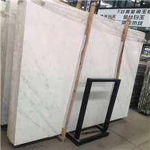 Afyon White Marble Slabs and Tiles