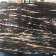Fantasy Black Marble Slabs and Tiles
