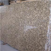 Giallo Fiorito Granite Brazil Granite Slabs