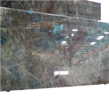 Lemurian Blue Granite Slabs