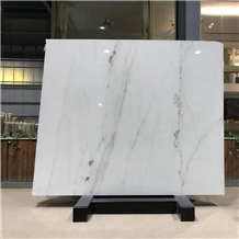 Lincoln White Marble Slabs and Wall Tiles