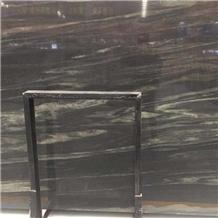 Olive Green Granite Slabs and Tiles