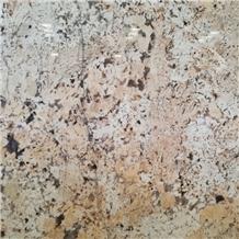 Yellow Granite Tiles Polished Finish