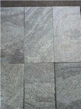 Fantasy Grey Granite, Flamed Grey Granite Tiles
