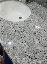 Granite Kitchen Counter Top Prefab Solid Surface