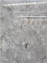 Paris Fantasy Grey Marble Tile,Light Grey Marble