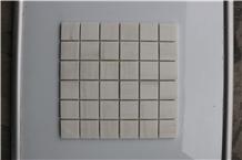 Greece Dolit White Marble Marble Mosaics,Tiles