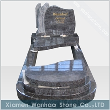 China Granite Tombstone Monument Headstone