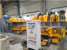 Dafon Stone Slicing Machine Curbstone Cutter