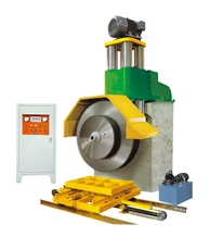 Hydraulic Multiblade Block Cutter with Four Pillar