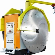 Quarry Mining Machine for White-Marble/Blocks