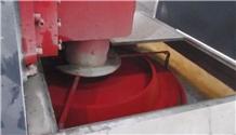 Stone Automatic Gantry Type Calibrating Machine