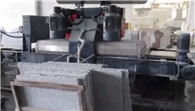 Stone Continuous Calibrating Machine Thicknessing