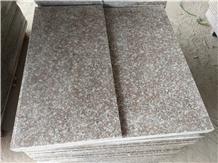 G664 Tiles, Luoyuan Cherry Red Granite Tiles