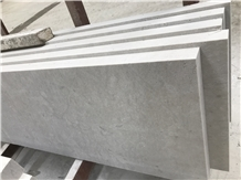 Chinese Silver Grey Travertine Big Slabs and Tiles