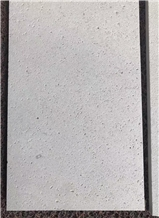 Chinese Silver Grey Travertine Slabs and Tiles