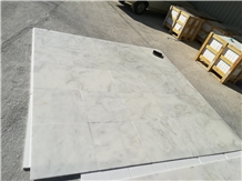 Bianco Ibiza Marble Tiles, Mugla White Tiles