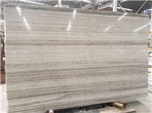 China Crystal Wood Grain Marble Slabs & Tiles