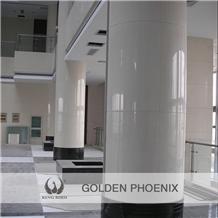 Decorative Column Polished Nano Crystallized Stone