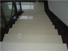 Easy to Maintance Nano Stone Stairs Threshold