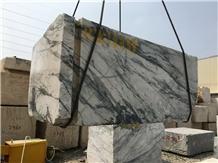 Green Calacatta Chinese Marble Blocks