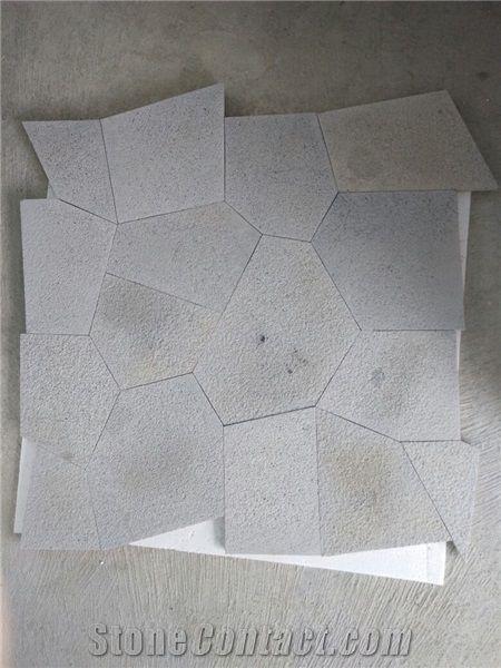 White Andesite Bali Flooring Tile Stone Depot Pt D W