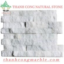 Crystal White Stone Cladding Panels