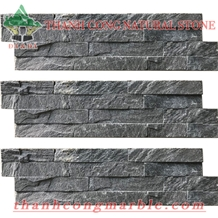 Grey Cultured Stone Panels
