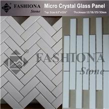 Crystallized Glass Stone Mosaics