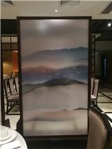 Transtones Customized Acrylic Landscape Panel