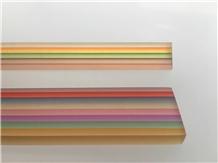 Wholesale Translucent Acrylic Wall Decor Sheet