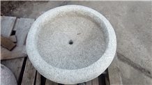 Round Garden Dish for Plants and Flowers