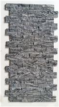 Ancient Wood Marble Mosaic