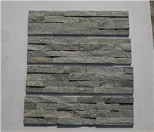 Green Mica Mosaic Surface Natural Split