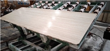 White Travertine Big Slabs 1.8cm