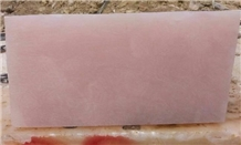Pink Onyx Block, Iran Pink Onyx