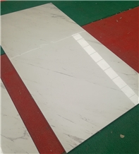 Greece White Marble Ariston Marble Honeycomb Tiles