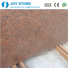 Cheap Price Polished G562 Maple Red Granite Slabs