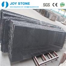 China Sesame Padang Dark Grey G654 Granite Slabs