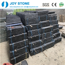 Low Prices Black Slate Natural Cultured Wall Stone