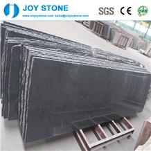 Padang Dark G654 Sesame Black Granite Countertop