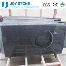 Polished Surface China Padang Dark Granite G654