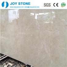 Promotion Sale Polished Cream Marfil Marble Slabs