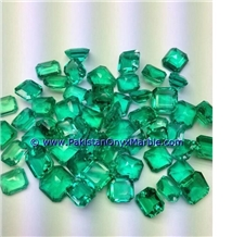 Emerald Cut Stones Shapes Round Oval