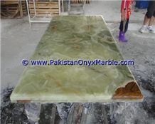 Green Onyx Bar Counter Tops