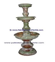 Green Onyx Fountains