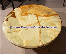 Green Onyx Table Tops Collections